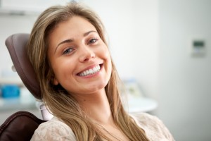Digital images preview a patient's new smile